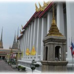 Thailand Temple Rubbings